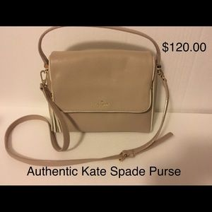 Authentic Kate Spade Purse. Check out my closet.